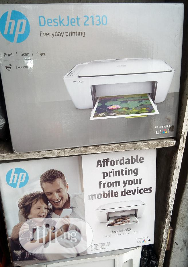 Brand New Imported Desk Jet HP Printer 3in1. Copy, Scan and Print.