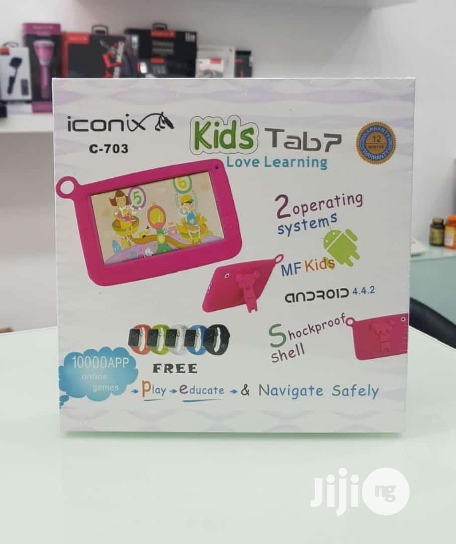 Archive: Iconix Kids Educational Tablet