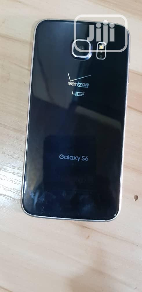 Samsung Galaxy S6 32 GB Blue | Mobile Phones for sale in Central Business Dis, Abuja (FCT) State, Nigeria