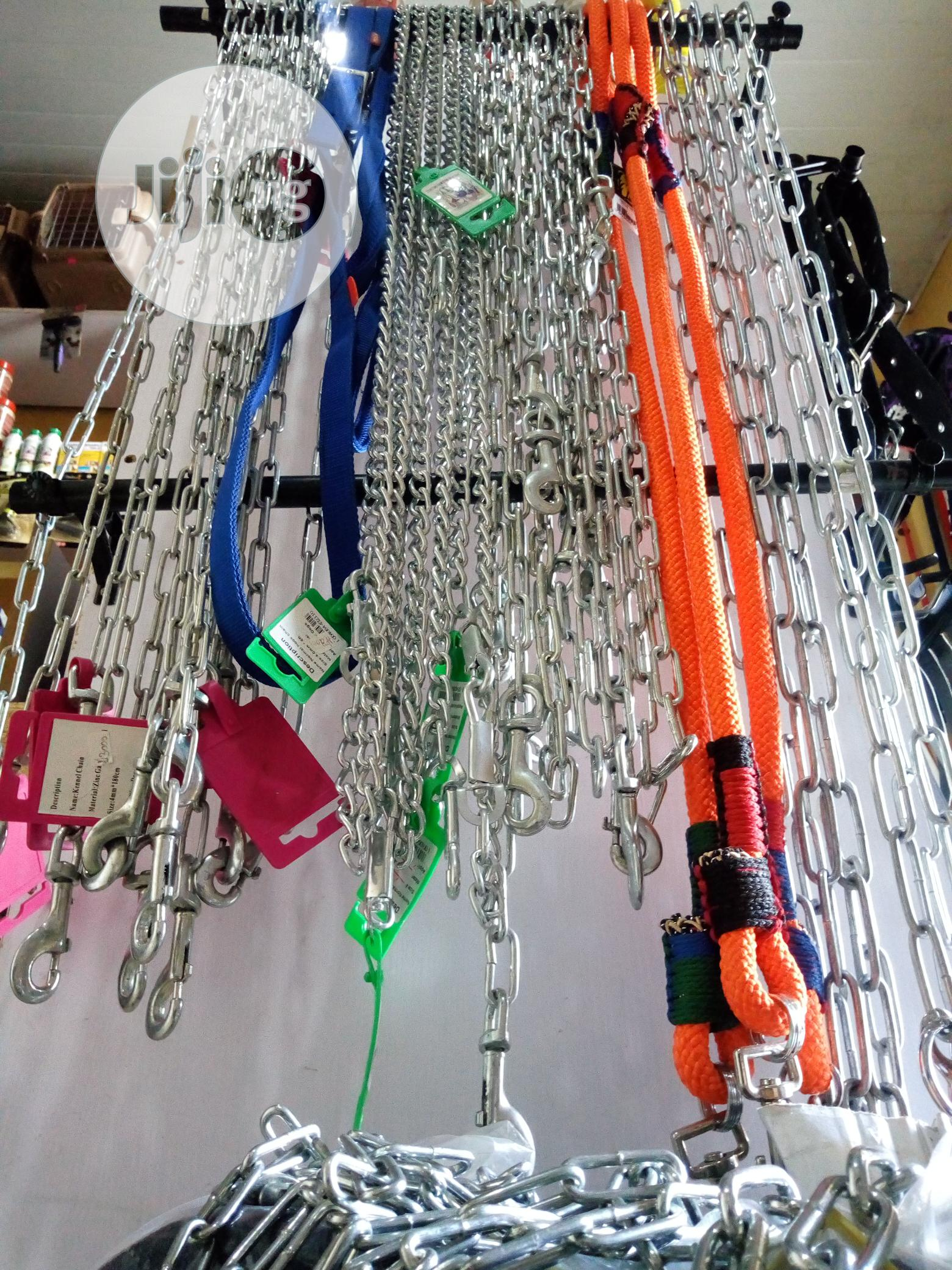 Ancol Dog Chains | Pet's Accessories for sale in Kubwa, Abuja (FCT) State, Nigeria
