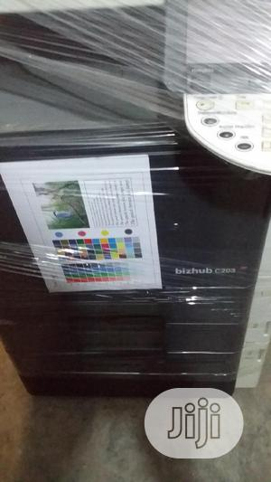Bizhub C203 | Printers & Scanners for sale in Lagos State, Surulere