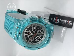 Nepic Rubber Watch | Watches for sale in Lagos State, Surulere