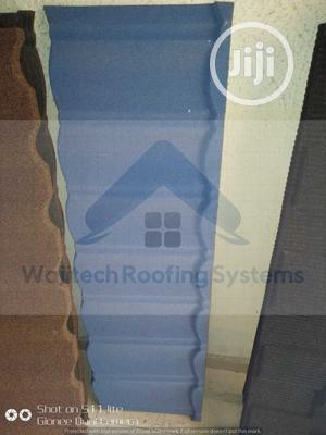 Milano Anti Fade Quality Wajitech Gerard Stone Coated Roof | Building Materials for sale in Lagos State, Apapa