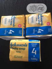 Johnson Baby Soap4in A Pack) | Baby & Child Care for sale in Lagos State, Agege
