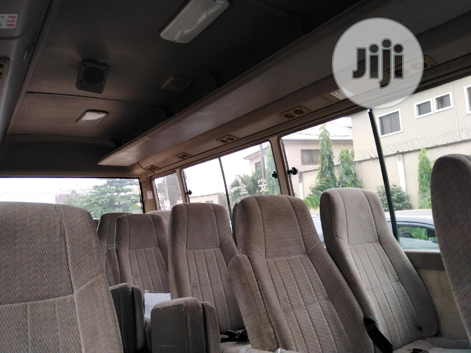 Toyota Coaster Bus 2004 | Buses & Microbuses for sale in Ojodu, Lagos State, Nigeria