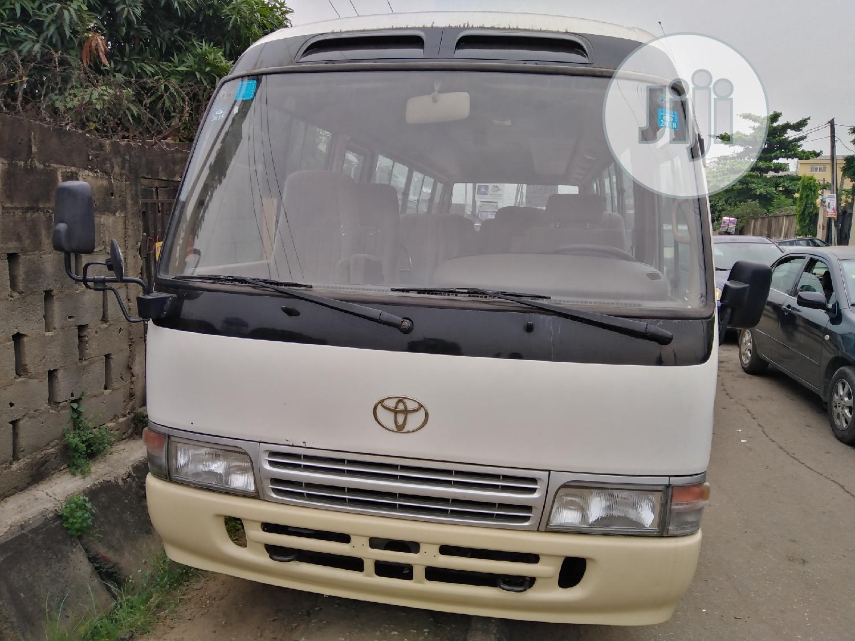 Toyota Coaster Bus 2004