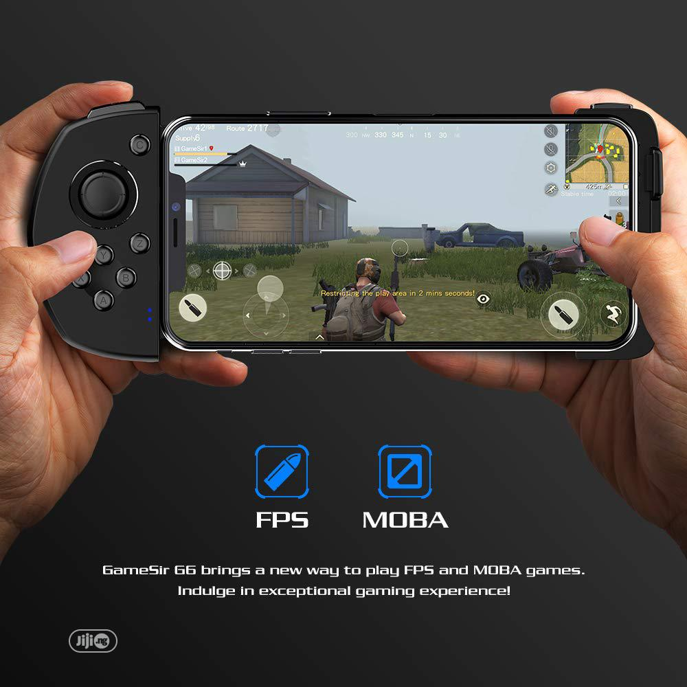 One-handed Wireless Game Controller - Bluetooth Gamepad | Accessories for Mobile Phones & Tablets for sale in Ikeja, Lagos State, Nigeria