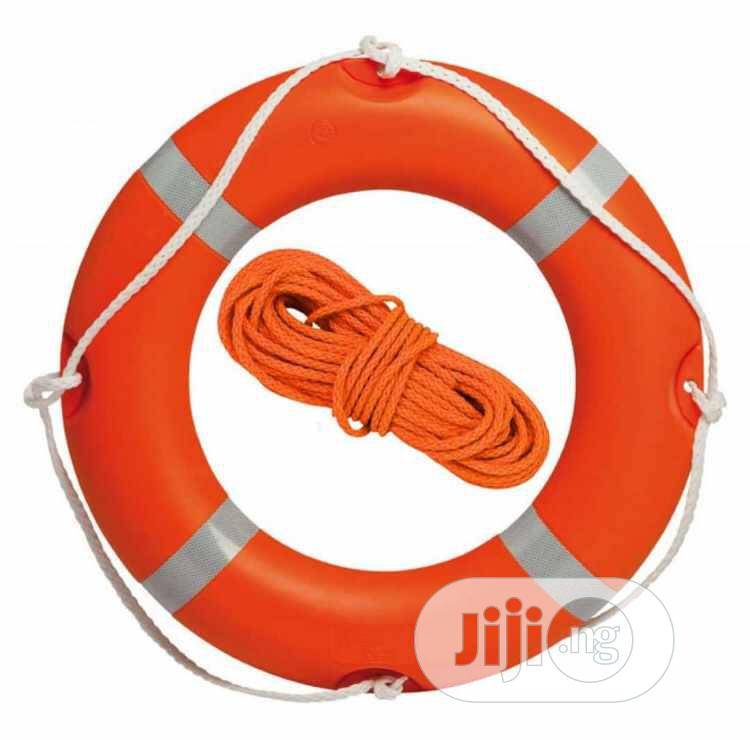 Safety Life Bouy (Original) | Safety Equipment for sale in Lagos Island, Lagos State, Nigeria