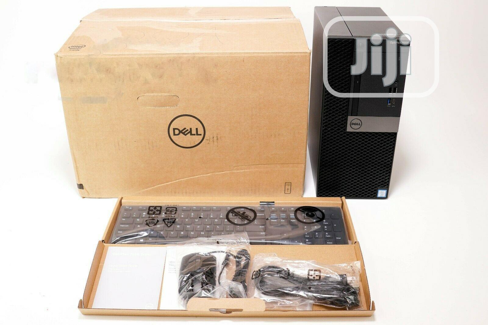 New Desktop Computer Dell OptiPlex 7050 16GB Intel Core i7 HDD 1T