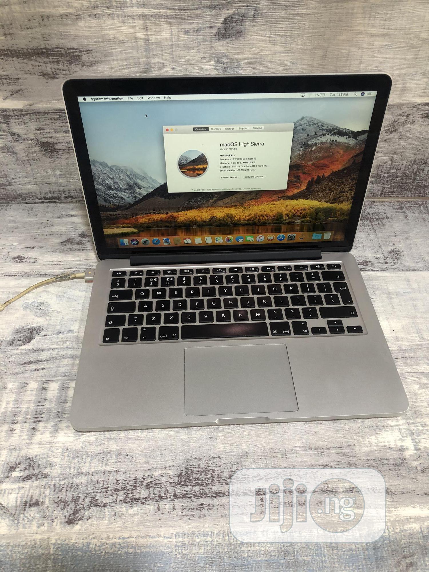 Laptop Apple MacBook Air 2017 8GB Intel Core i7 SSD 128GB