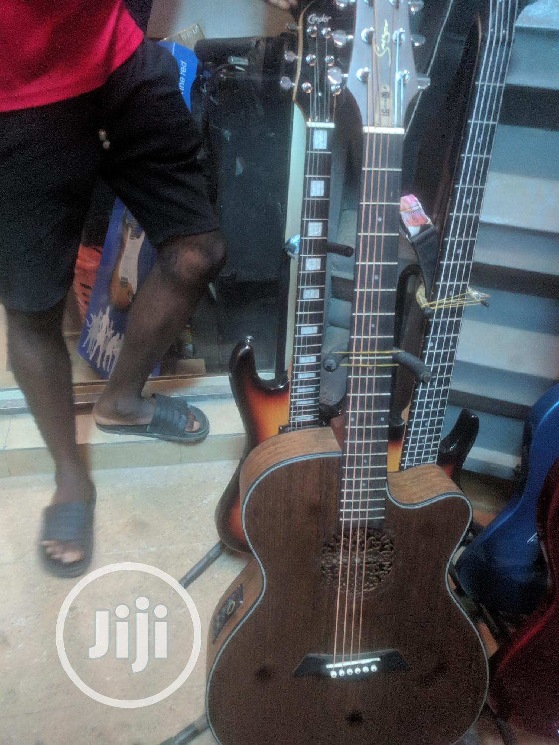 Jumbo Box Guitar | Musical Instruments & Gear for sale in Ojo, Lagos State, Nigeria