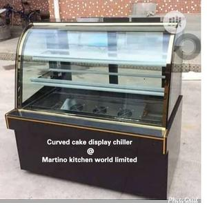 5 Fit Cake Display Chiller Mable Body | Store Equipment for sale in Lagos State, Ojo