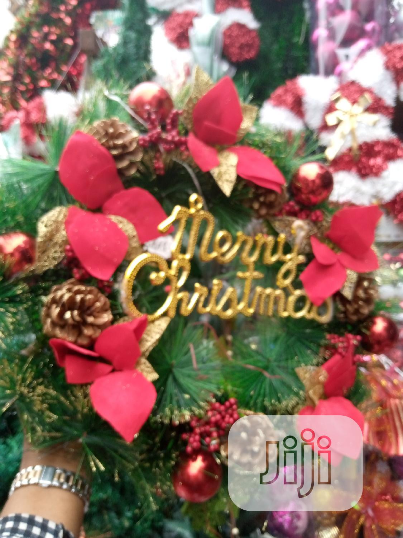Archive: Christmas Door Wreath