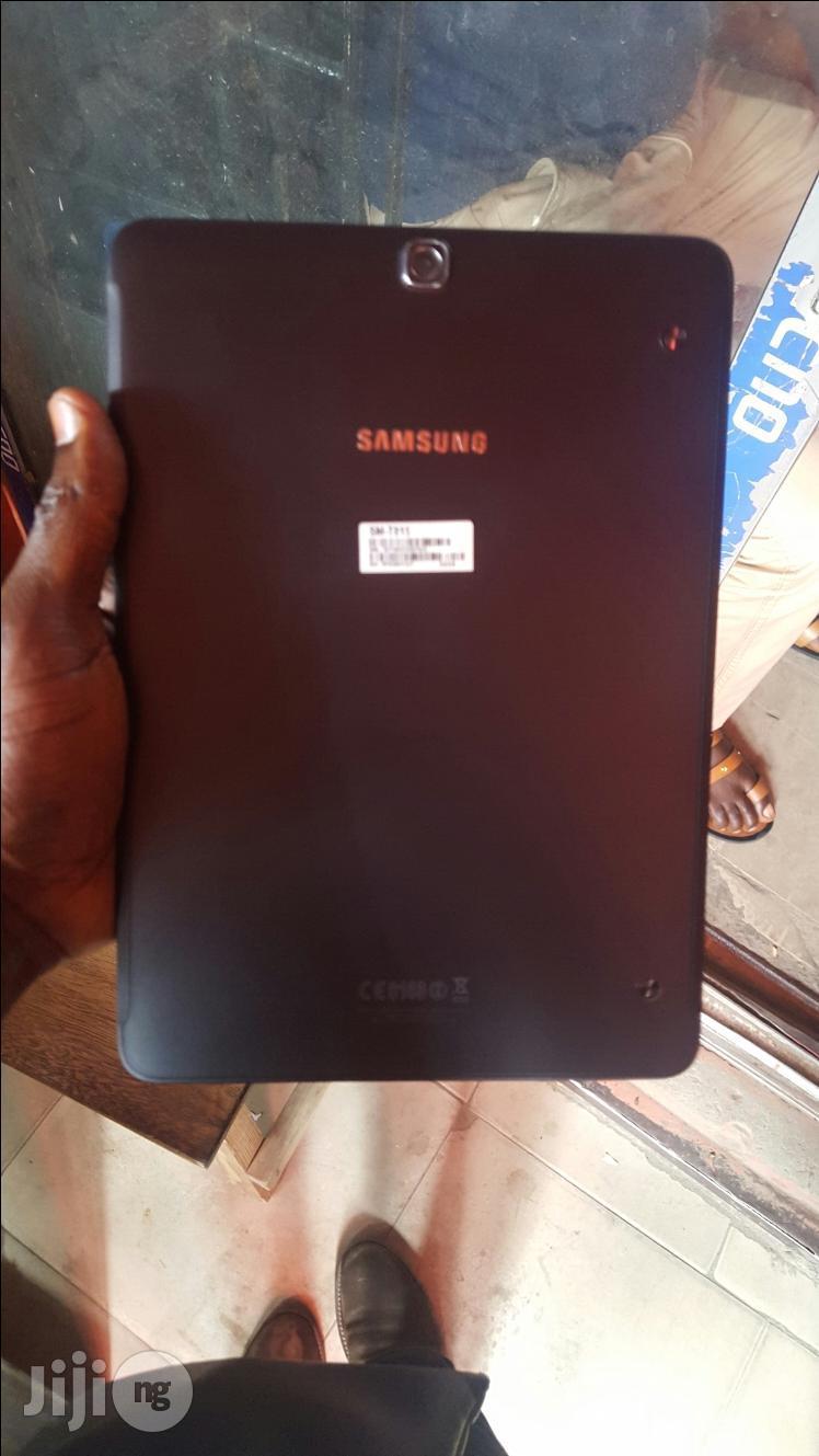 Samsung Galaxy Tab S2 9.7 32 GB Black | Tablets for sale in Ikeja, Lagos State, Nigeria