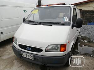 Ford Transit 2003 White   Buses & Microbuses for sale in Lagos State, Apapa