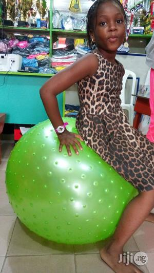 Massaging Nd Plan Fitness Gym Ball | Sports Equipment for sale in Lagos State, Ikeja