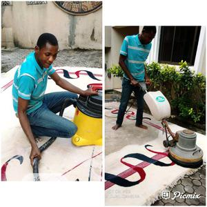 Professional Rug Wash To Shine Services | Cleaning Services for sale in Lagos State