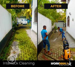 Professional Interlock Cleaning Services | Cleaning Services for sale in Lagos State