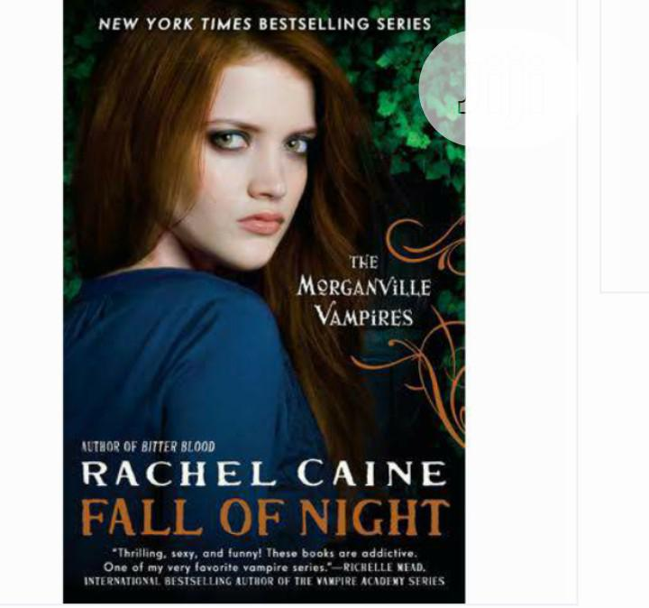 Fall Of Night By Rachel Caine