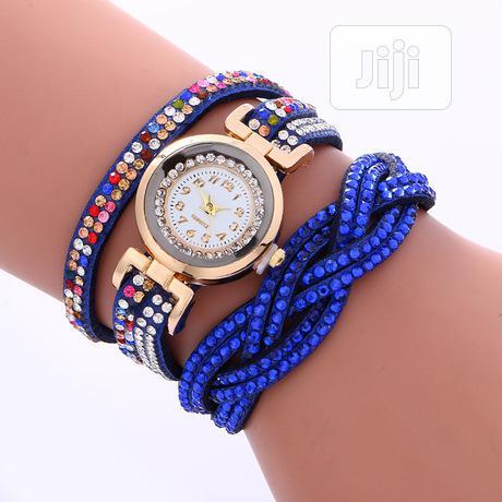 Ladies Bracelet Watch (Free Shipping)
