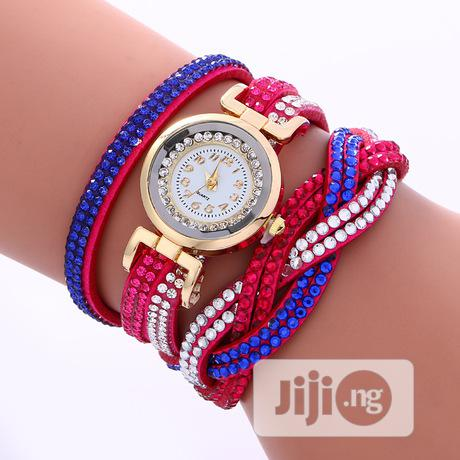 Ladies Bracelet Watch (Free Shipping) | Watches for sale in Akinyele, Oyo State, Nigeria