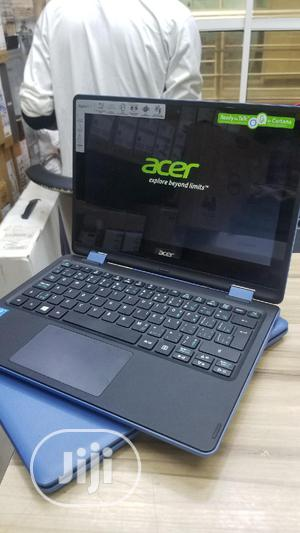 Laptop Acer Aspire R-13 4GB Intel Pentium HDD 500GB   Laptops & Computers for sale in Lagos State, Ikeja