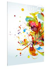 Abstract Geometric Shapes Art Poster   Arts & Crafts for sale in Lagos State, Lekki Phase 1