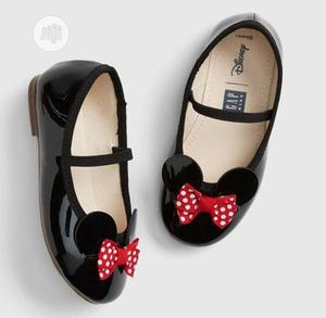 Mickey Mouse Flat Shoes For Girls   Children's Shoes for sale in Lagos State, Lagos Island (Eko)