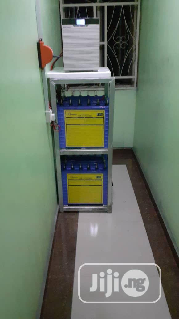 Archive: 220ah Flooded Tubular Battery
