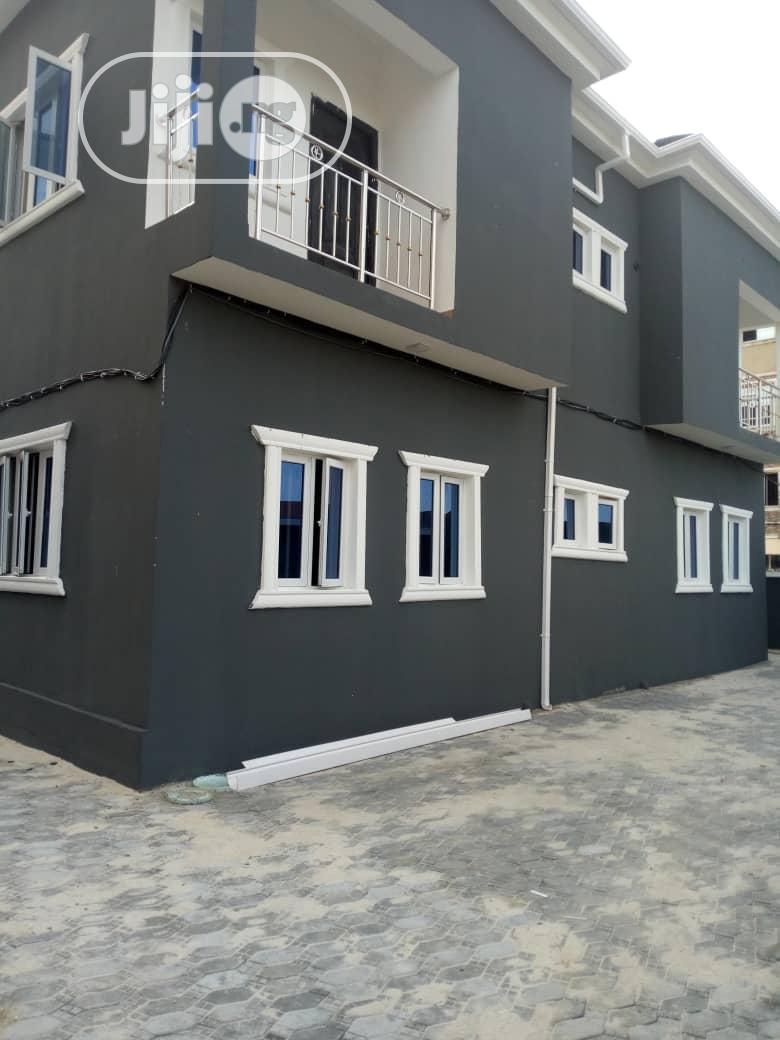 Brand New Luxurious 2bedroom Flat For Rent At LBS Ajah