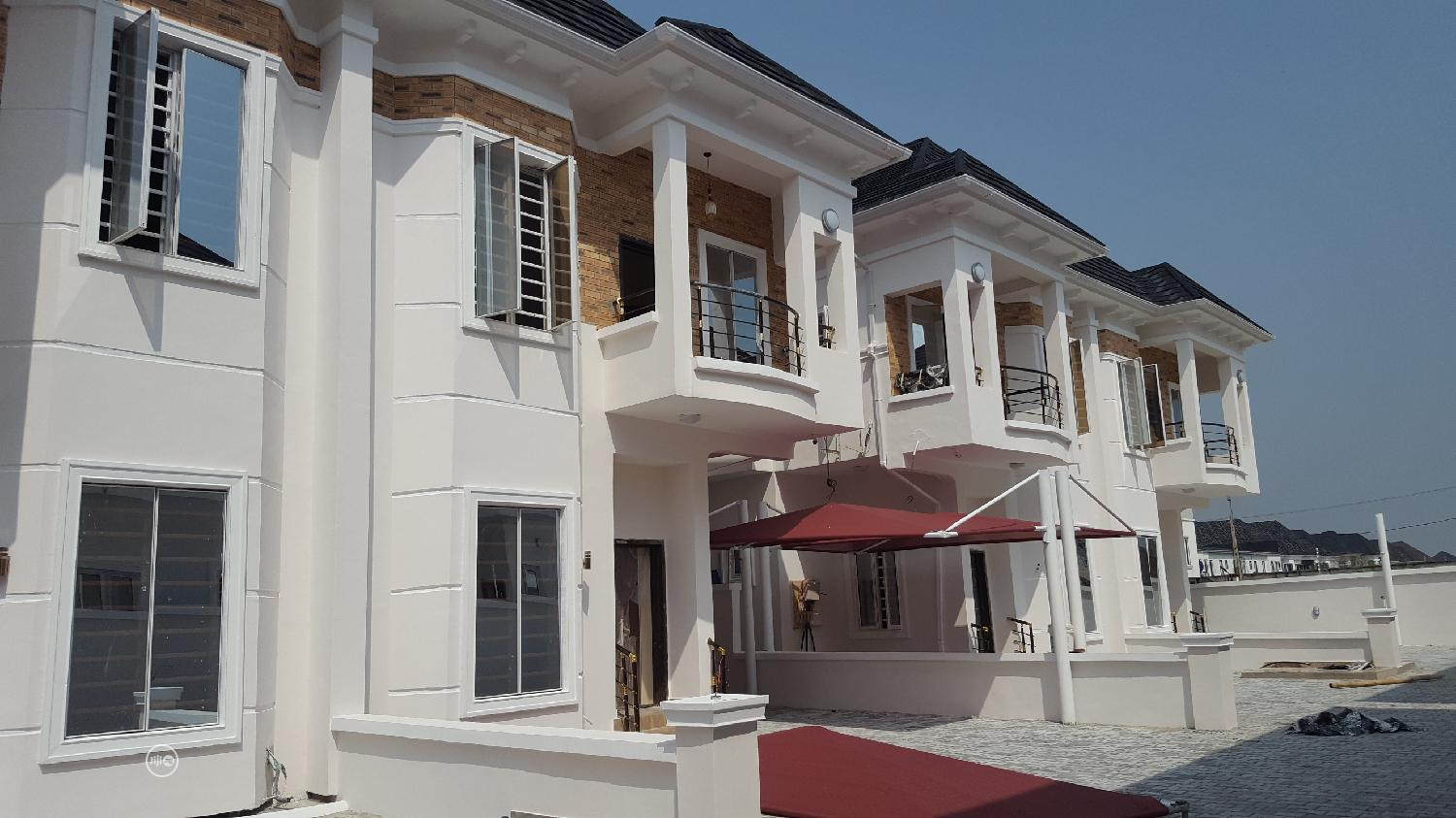 New & Uniquely Finished Duplex 4 Bedroom Semi Detached Duplex For Sale | Houses & Apartments For Sale for sale in Lekki, Lagos State, Nigeria