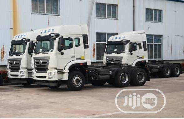 Sinotruck Trailer Head 2019 Model | Trucks & Trailers for sale in Ibeju, Lagos State, Nigeria