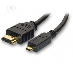 Micro Hdmi Cable   Accessories & Supplies for Electronics for sale in Lagos State, Ikeja