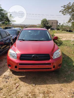Toyota RAV4 2006 2.0 4x4 Red   Cars for sale in Abuja (FCT) State, Galadimawa