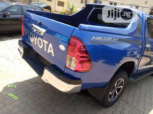 New Toyota Hilux 4X4 2019 Blue | Cars for sale in Abuja (FCT) State, Garki 2