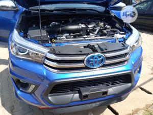 New Toyota Hilux 2019 SR5 4x4 Blue | Cars for sale in Abuja (FCT) State, Central Business Dis