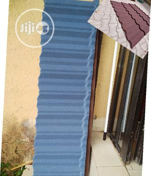 0.5 Gerard New Zealand Stone Coated Roofing Tiles Shingle | Building & Trades Services for sale in Lagos State, Ifako-Ijaiye