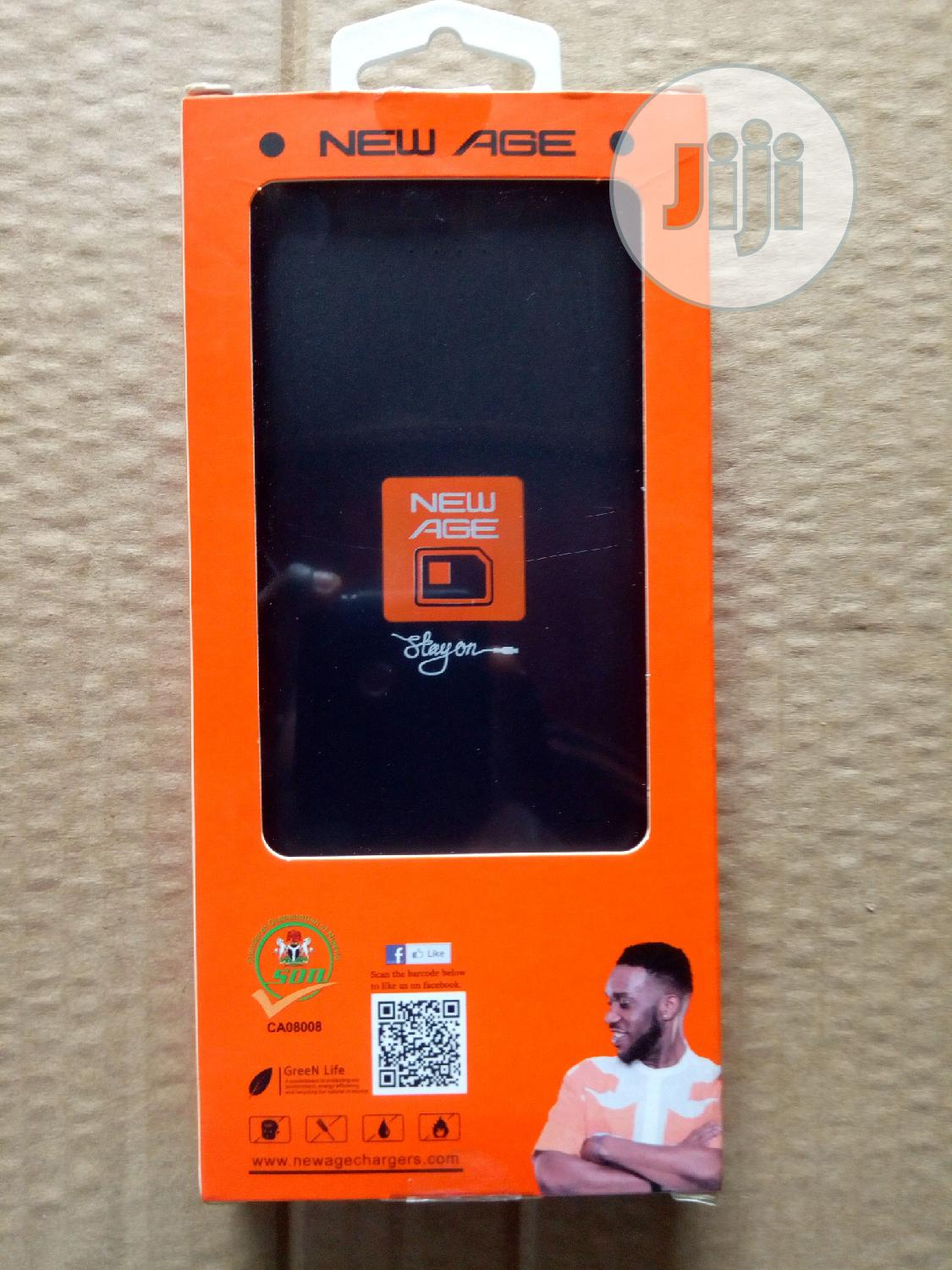 New Age Power Bank 12500mah | Accessories for Mobile Phones & Tablets for sale in Ibadan, Oyo State, Nigeria