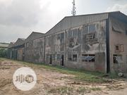 2 Bay Warehouse With An Office Block On 2 And A Half Acres Of Land | Commercial Property For Sale for sale in Lagos State, Ikeja