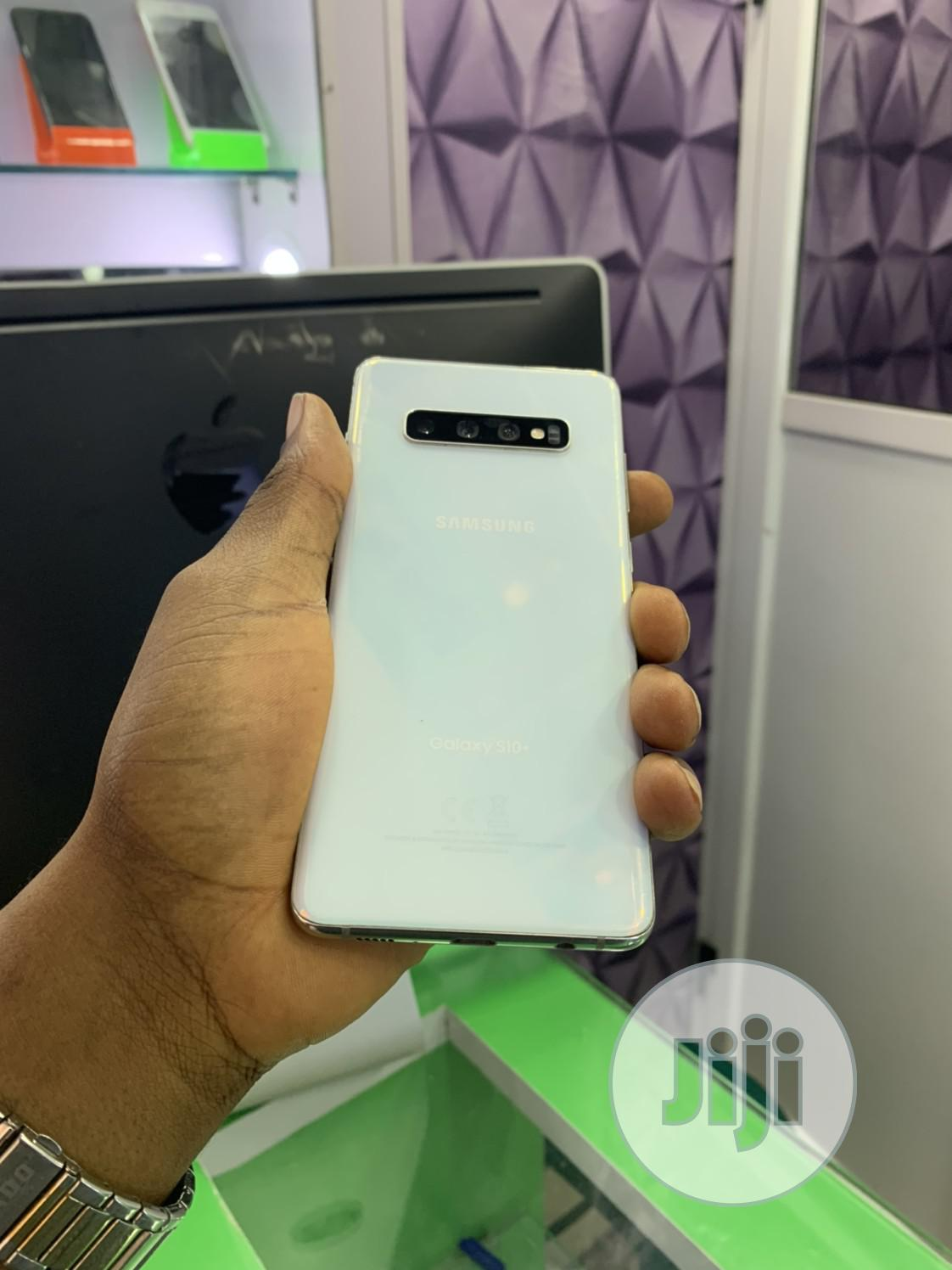 Samsung Galaxy S10 Plus 128 GB White