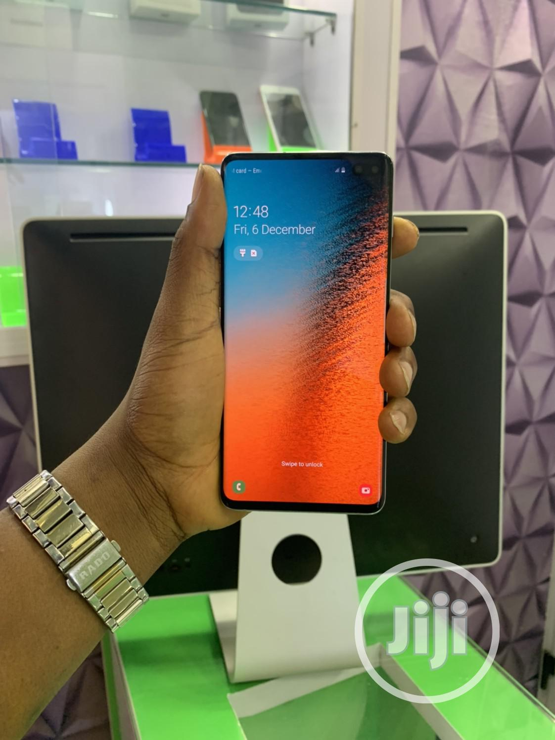 Samsung Galaxy S10 Plus 128 GB White | Mobile Phones for sale in Ikeja, Lagos State, Nigeria