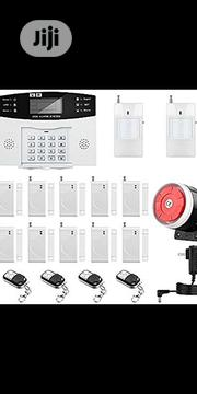 Wireless 2G Home And Business Security Alarm System   Safety Equipment for sale in Lagos State, Ikeja