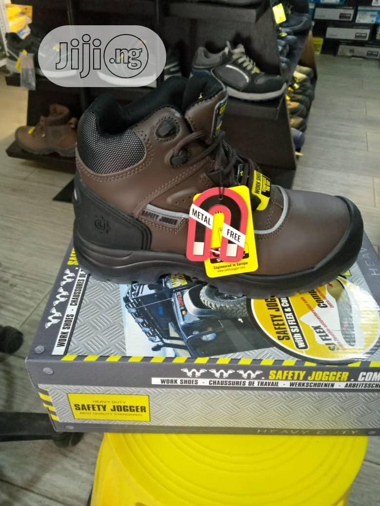 Mars Safety Boot Shoe