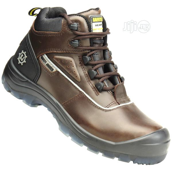 Mars Safety Boot Shoe   Shoes for sale in Isolo, Lagos State, Nigeria