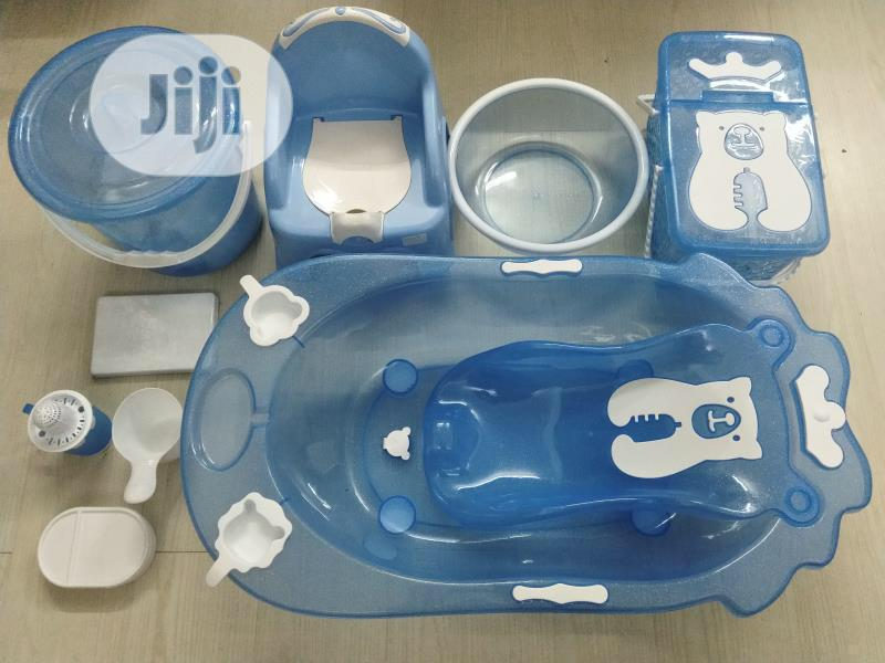 Unique Baby Bathing Set | Baby & Child Care for sale in Lagos Island (Eko), Lagos State, Nigeria