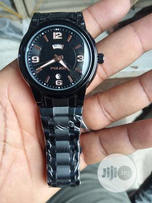 Police Black Wristwatch | Watches for sale in Lagos State, Surulere