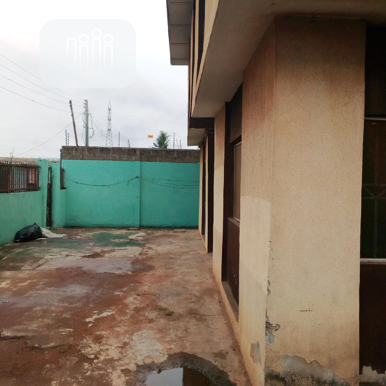 Standard 4 Flat Of 3 Bedrooms At Baruwa Ipaja For Sale.