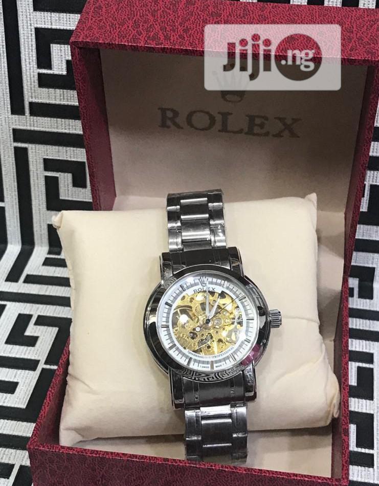 Exclusive Rolex Rite Watch
