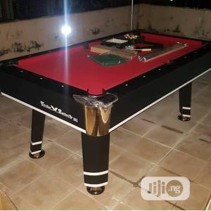 Brand New American Fitness 6ft Snooker With Acessories   Sports Equipment for sale in Lagos State, Victoria Island