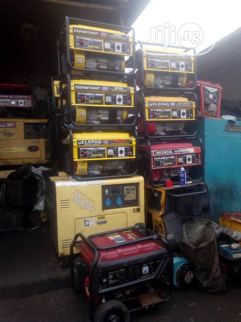 Diesel/Fuel Tokunboh Generators